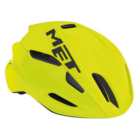 MET Manta Bike Helmet yellow